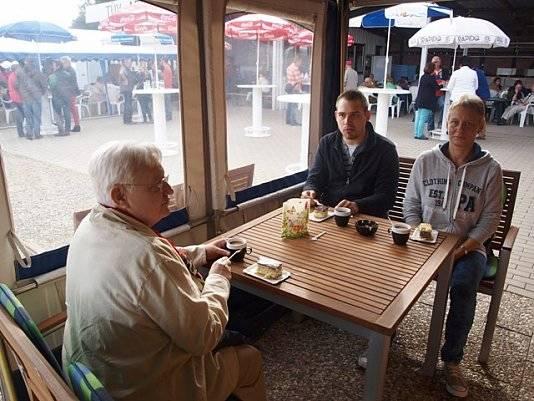 Entspanntes Miteinander bei Bodenburg